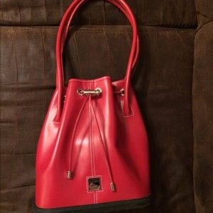 Dooney & Bourke PARaSOLE hobo tote bag